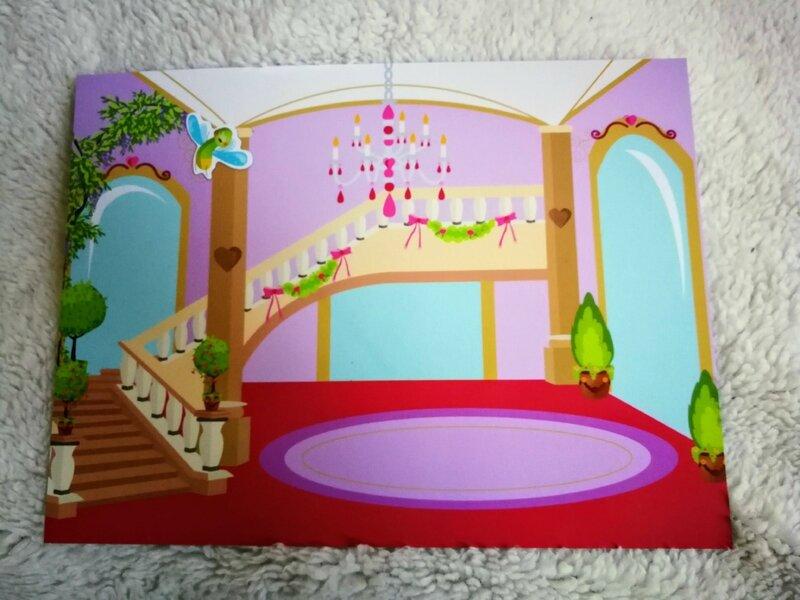 Magnetik story princess et prince - jeu imagination magnetique