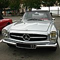 Mercedes 280 sl automatic r113 (1967-1971)