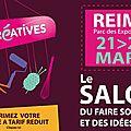 O'perla sur l'exposition creative circus du salon id creatives à partir du 21 mars !