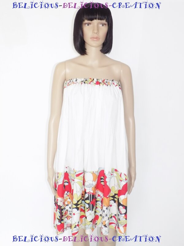 dress abbey road white e