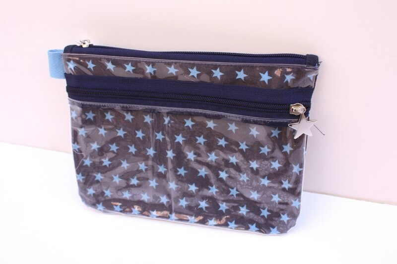 pochette iphone tactile