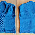Little Twister Vest & Sweater de Kate Gondwana (apres)