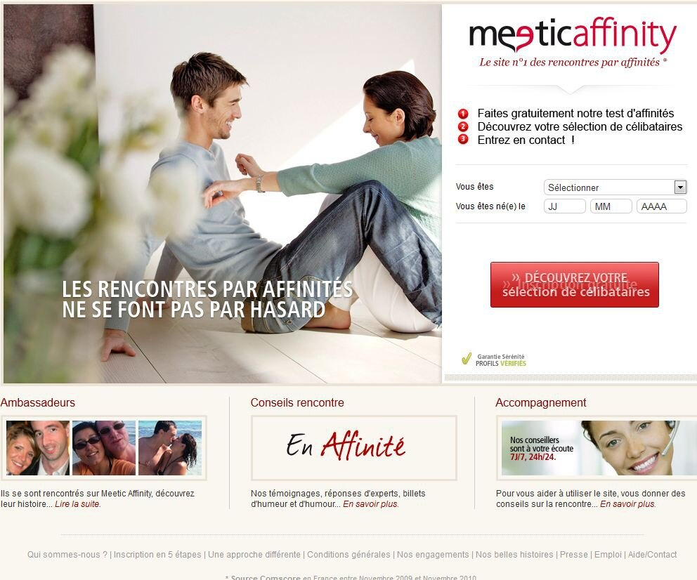 Site de rencontre originale
