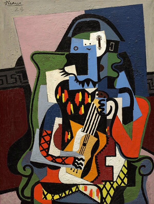 "The Barnes Foundation opens ""Picasso: The Great War, Experimentation and Change"""