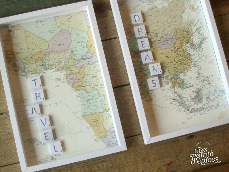 map frame 3