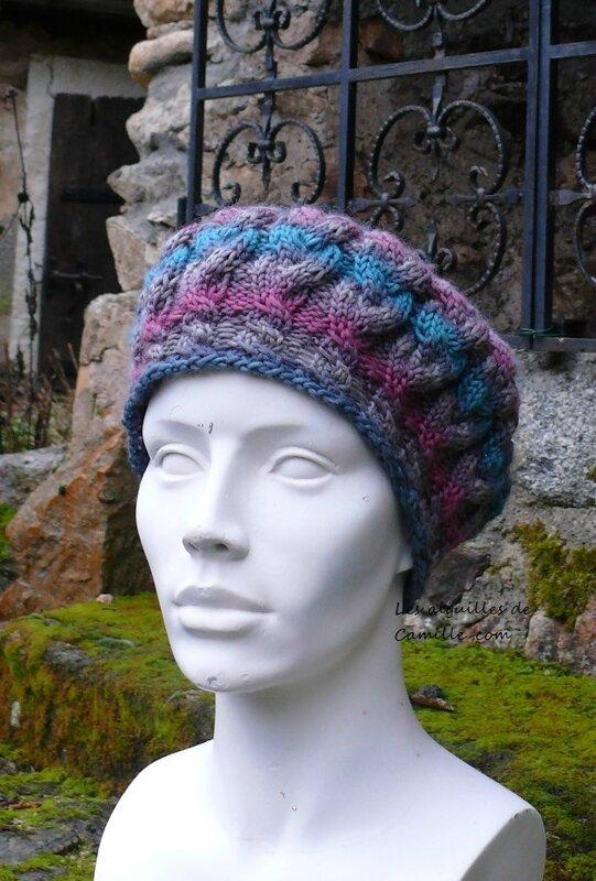 Chapeau Lori, face, reggae Schoppel Wolle