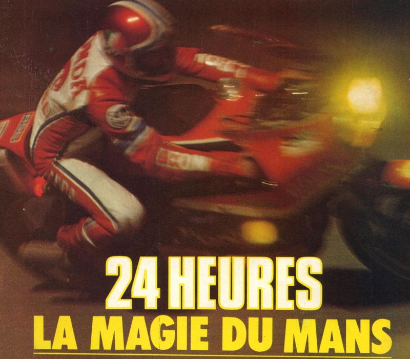24 heures du mans moto kawasaki z2r godier genoud. Black Bedroom Furniture Sets. Home Design Ideas