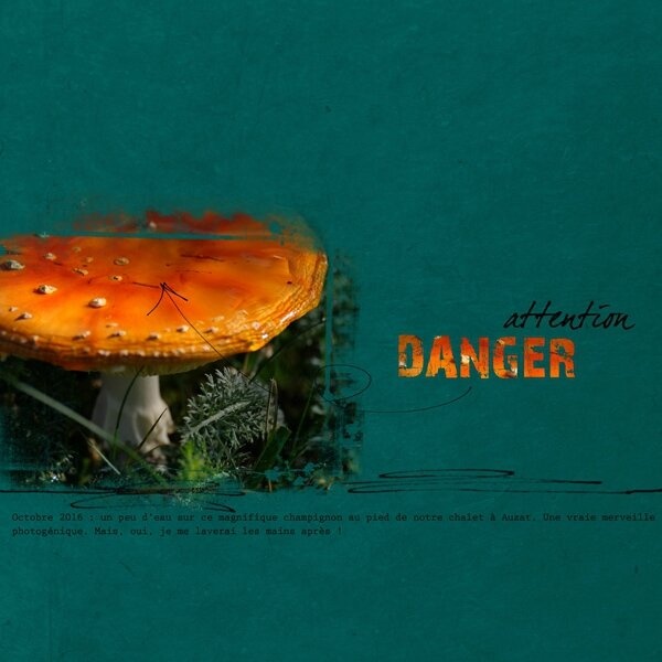 16-10 attention danger