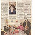 z) Création Vanille Fraise dans la presse