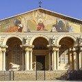 08_Basilique de l'Agonie jardin de Gethsemani.