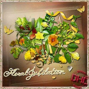 floral jubilation