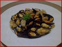 FRICASSEE DE MOULES