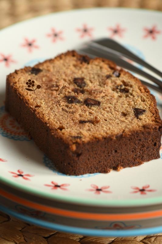 Cake moelleux purée de dattes & chunks de chocolat noir_4