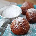 Des beignets ultra moelleux à la ricotta et à l'orange pour mardi gras
