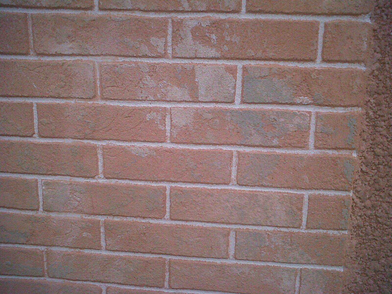 Fausses briques