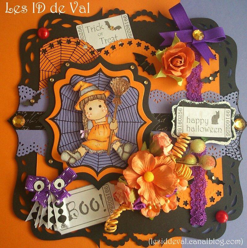 carte Halloween 10-14