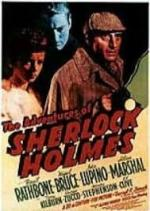 les aventures de sherlock holmes - 1939