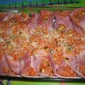 Canellonis de jambon