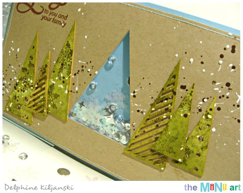 Season's Greetings Card - Details