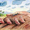De la france au trentin, ours et loups promeuvent l'agriculture industrielle