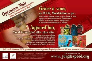 Jungle Speed : Opération Mali