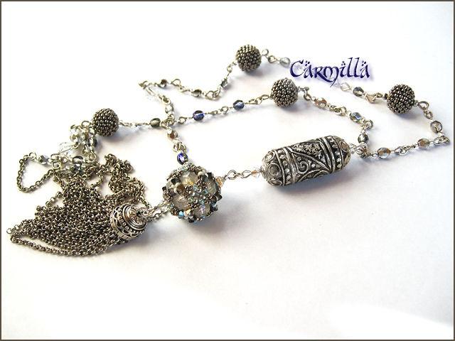 Collier Carmilla + Octa