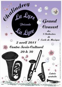 Concert le Lyre 2011