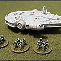 Epic armageddon - star wars - toujours sur le qui-vive
