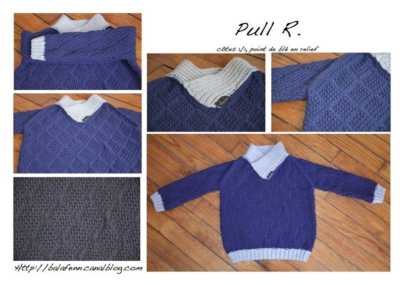 Pull R