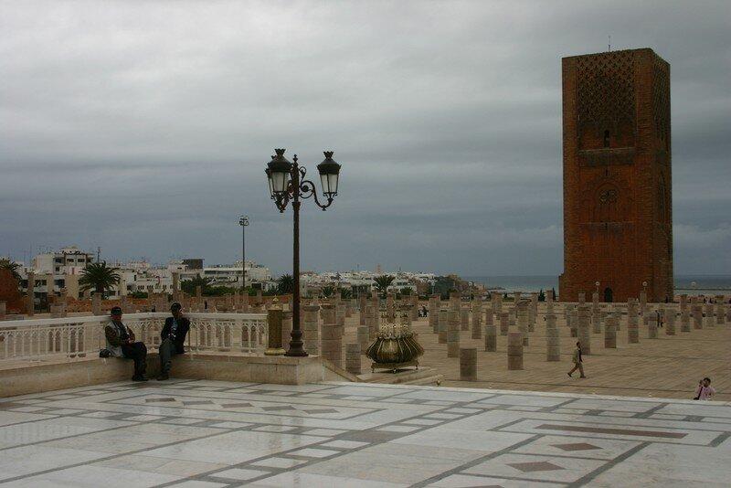 La Tour Hssan Rabat