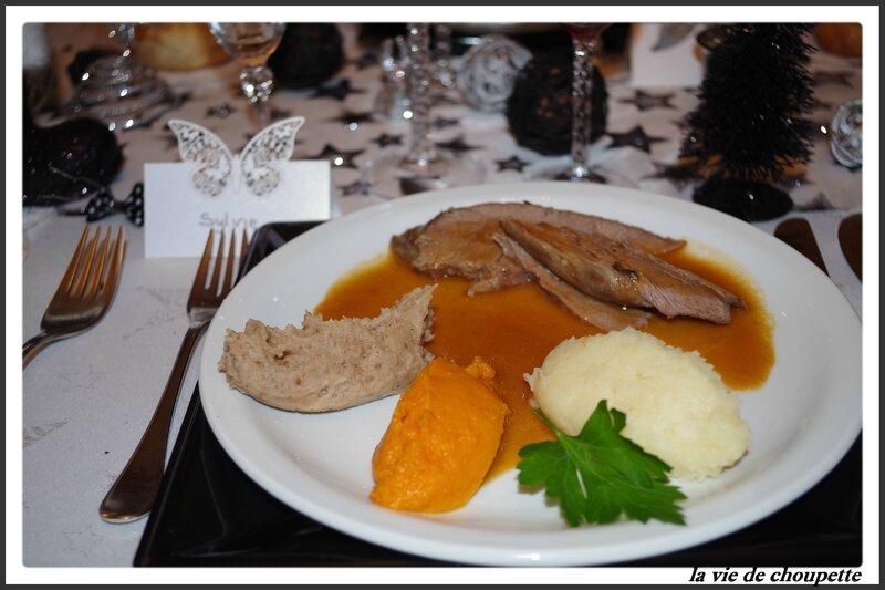 Chevreuil en sauce amitie en cuisine - Comment cuisiner une gigue de chevreuil ...