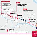 Orléans - châteauneuf sur loire : l'enquête publique ouverte