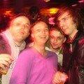 Pat, Nano, Ben et Junior