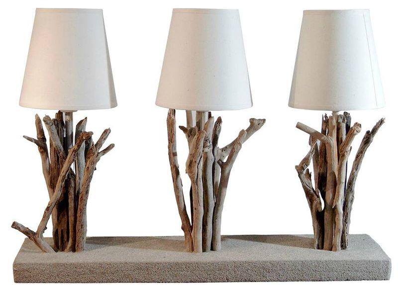 optez pour une d coration nature avec des objets d co en bois flott toute l 39 actualit d co. Black Bedroom Furniture Sets. Home Design Ideas
