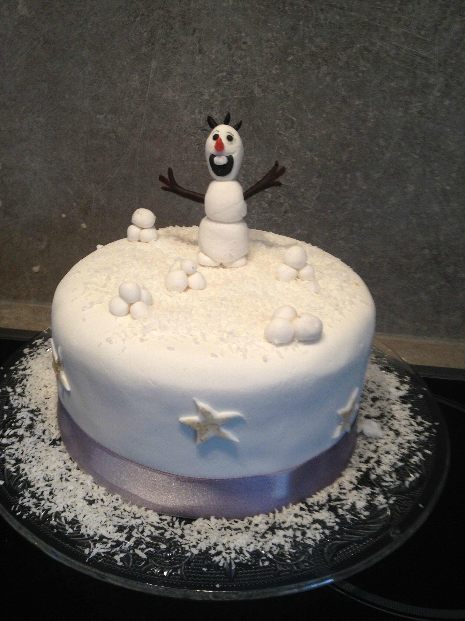Olaf pour un anniversaire!