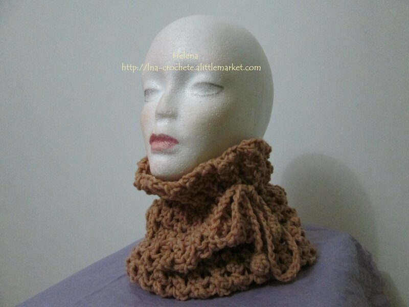snood - Bonnet en feriye (6)