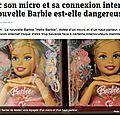 Barbie connexion