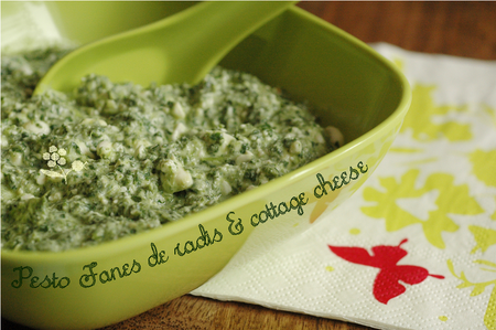 Pesto_fanes_de_radis_cottage_cheese
