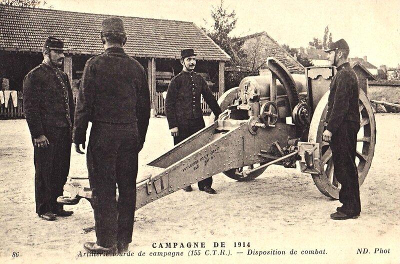 1914 canon de 155