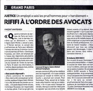 article presse 20 minutes
