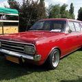 Opel rekord c l6 automatic caravan 1967 à 1971