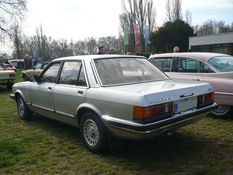 FORD Granada Mk2 2