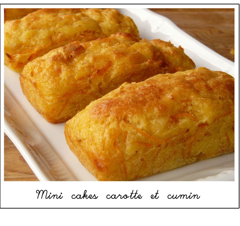 Recette Cake Carottes Curry