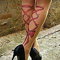 Les tatouages corset
