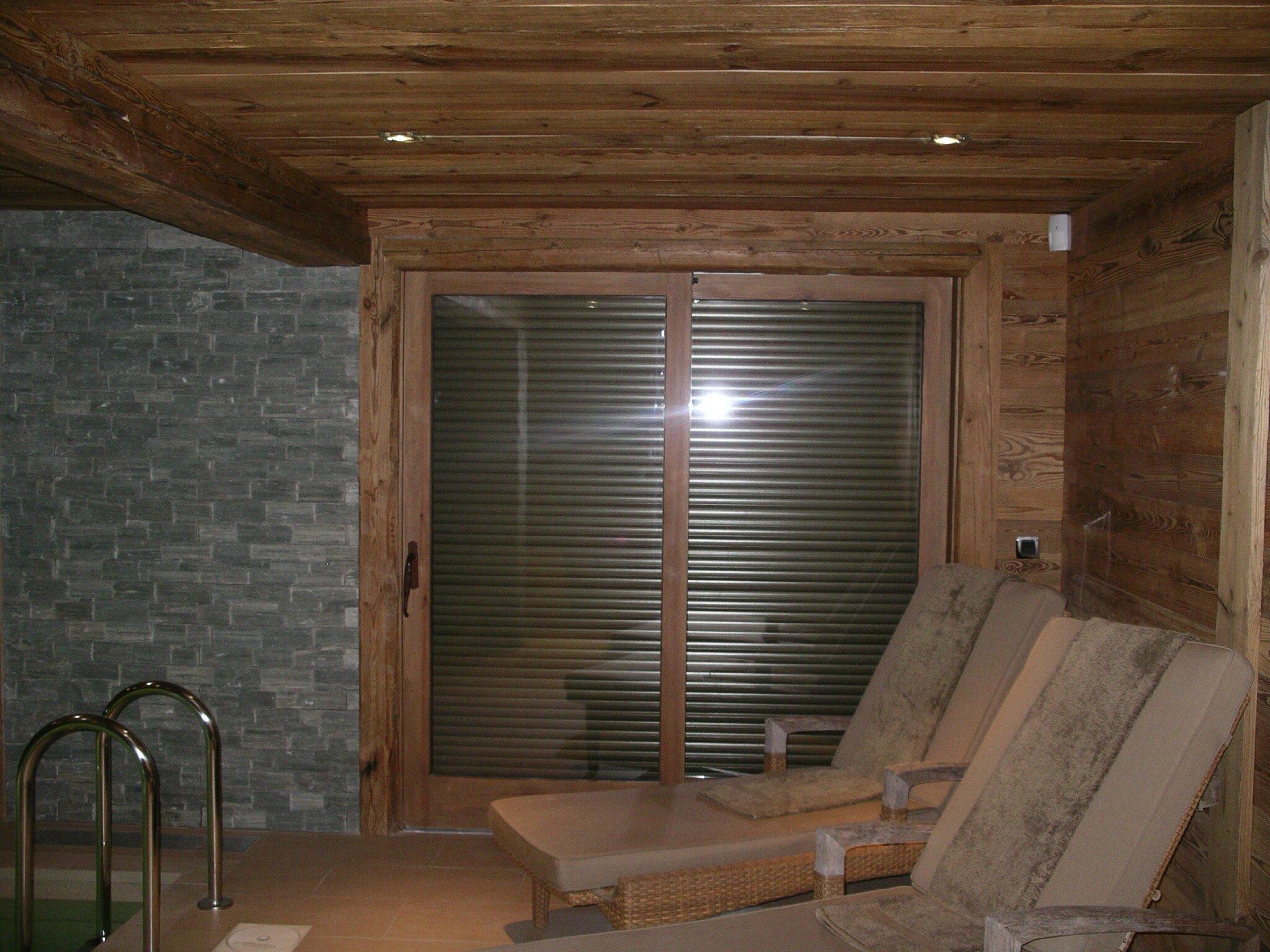 Imgp0574 photo de agencement interieur d 39 un chalet - Interieur chalet savoyard ...