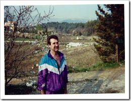 MICHEL mars 1992 à ST ZACHARIE