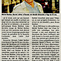 Article Union Décès Michel Barbier