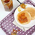 Confiture express butternut et gingembre - comme une crème de marrons