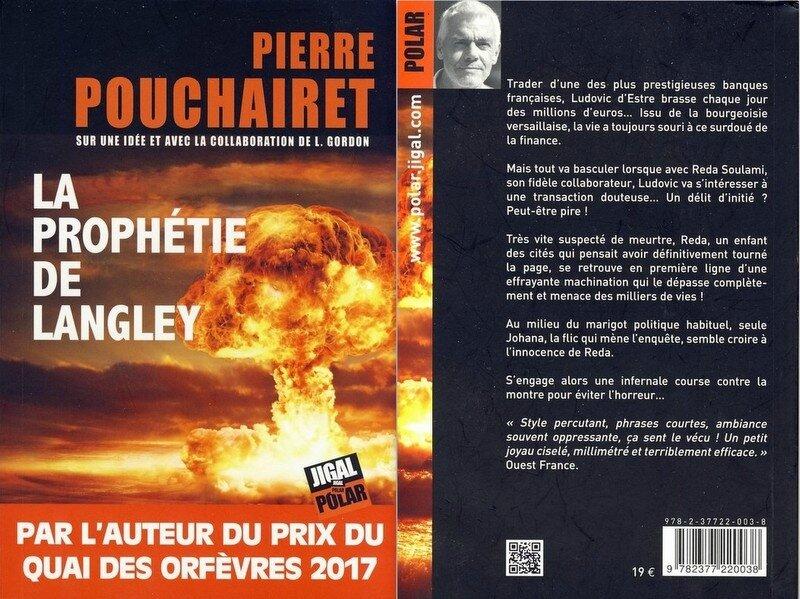 5 - La prophétie de Langley - Pierre Pouchairet