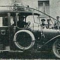 auto allemande à patin-couperet
